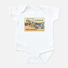 Ciudad Juárez Mexico Infant Bodysuit