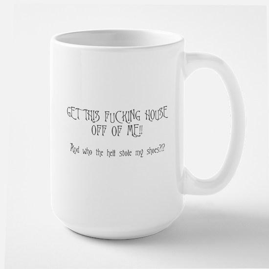 Witchy Woman Large Mug