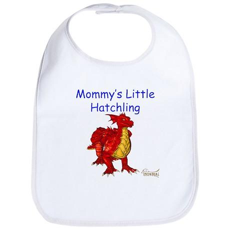 Mommy's Little Hatchling Bib