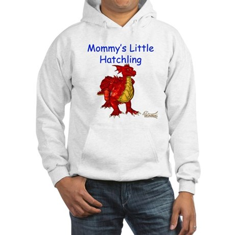Mommy's Little Hatchling Hooded Sweatshirt