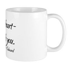 Look After My Heart Mug