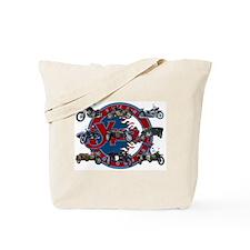 Cute Bikes Tote Bag