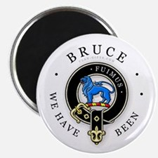Clan Bruce Magnet