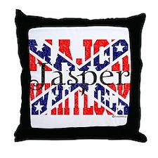 Major Jasper Throw Pillow