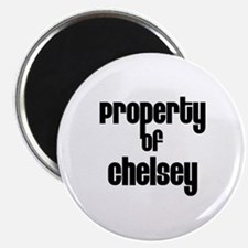 Property of Chelsey Magnet