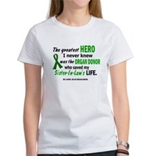 Hero I Never Knew 1 (Sister-In-Law) Tee