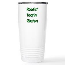 Rootin' Tootin' Gluten Travel Mug
