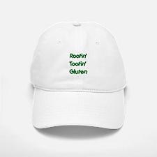 Rootin' Tootin' Gluten Baseball Baseball Cap