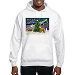 XmasMagic/Wheaten (#2) Hooded Sweatshirt