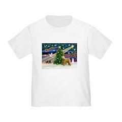 XmasMagic/Wheaten (#2) Toddler T-Shirt