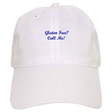 Gluten Free? Call Me! Baseball Cap