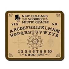 New Orleans Voodoo Mistic Oracle Mousepad
