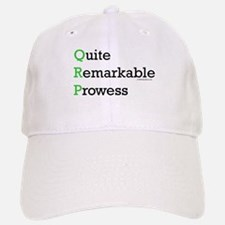 "HamTees.com ""Quite Remarkable Prowess"" Baseball Baseball Cap"
