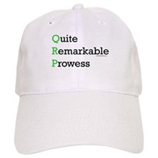 "HamTees.com ""Quite Remarkable Prowess"" Baseball Cap"