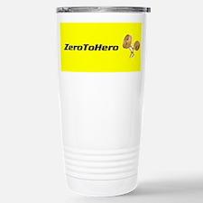 ZeroToHero Stainless Steel Travel Mug