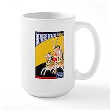 Revere Beach Massachusetts Mug