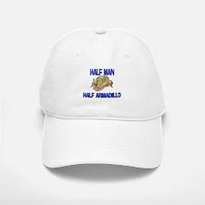 Half Man Half Armadillo Baseball Baseball Cap