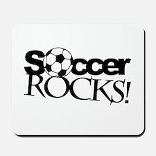 Soccer Rocks Mousepad