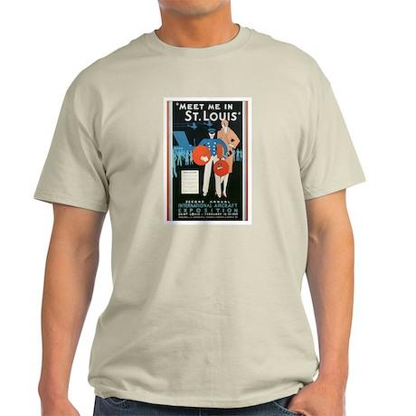 ST. LOUIS MISSOURI Light T-Shirt