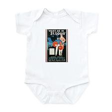 ST. LOUIS MISSOURI Infant Bodysuit