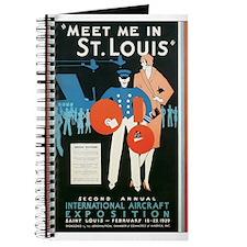 ST. LOUIS MISSOURI Journal
