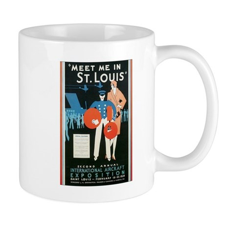 ST. LOUIS MISSOURI Mug