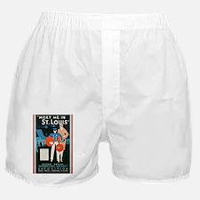 ST. LOUIS MISSOURI Boxer Shorts