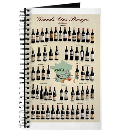 Grands Vin Rouge Journal