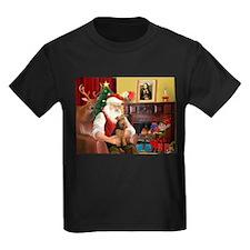 Santa's Welsh Terrier T