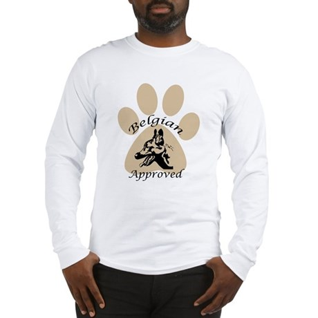 Belgian Approved Long Sleeve T-Shirt