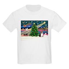 Xmas Magic & Corgi T-Shirt