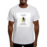 Coaching Superhero Light T-Shirt