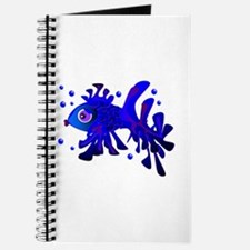 Blue Fish Journal
