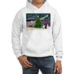 XmasMagic/Corgi (5C) Hooded Sweatshirt