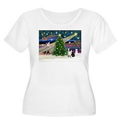 XmasMagic/Corgi (5C) T-Shirt