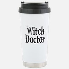 Witch Doctor Stainless Steel Travel Mug
