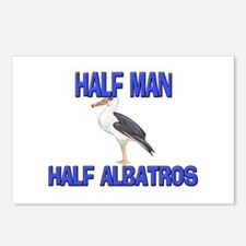 Half Man Half Albatros Postcards (Package of 8)
