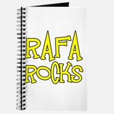 Rafa Rocks Tennis Design Journal