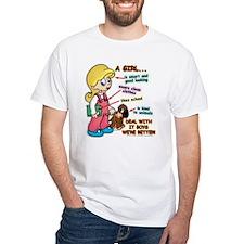 A Girl Is... Shirt
