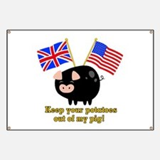 Potatoes out of pig Banner