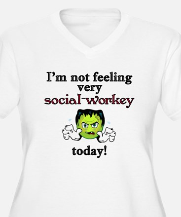 Not Social-Workey Today T-Shirt
