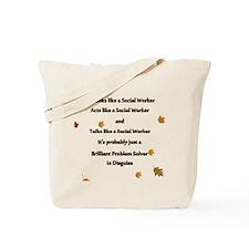Problem Solver Tote Bag