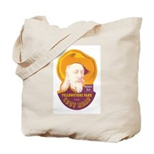 Yellowstone Park WY Tote Bag