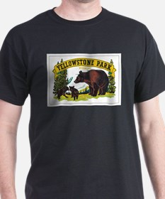 YELLOWSTONE PARK T-Shirt