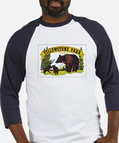YELLOWSTONE PARK Baseball Jersey
