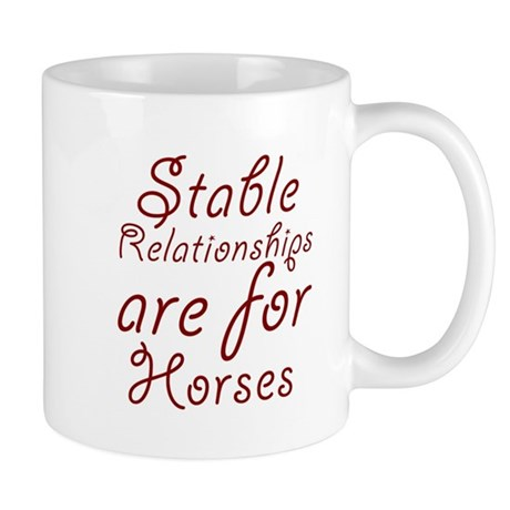 Stable Relationships Mug