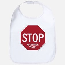 Hammer Time Bib
