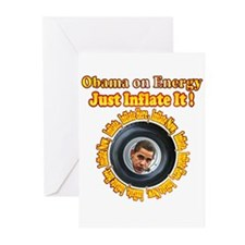Just inflate it Greeting Cards (Pk of 20)
