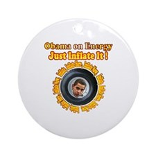 Just inflate it Ornament (Round)