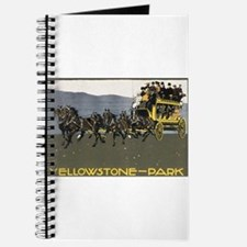 YELLOWSTONE PARK Journal